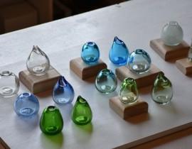 吹きガラス工房 琥珀  入荷しました